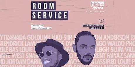 HIDE + SEEK presents Room Service Aug 10 tickets