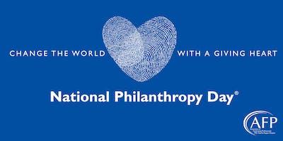 National Philanthropy Day 11/12/19