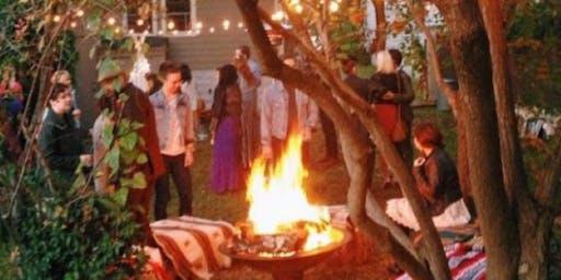 Bonfire Meditation and Cacao Ceremony