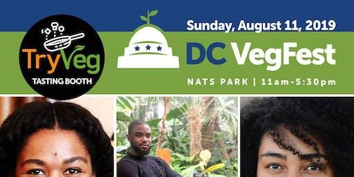 Visit DC VegFest from Edison NJ