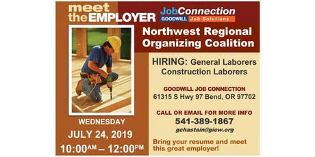 Hiring Event - Bend - 7/24/19 tickets