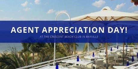 AGENT APPRECIATION DAY! tickets