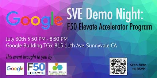 SVE Demo Night @ Google - #SVEDemo | SVE.io