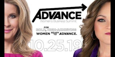 Advance Women's Business Summit tickets