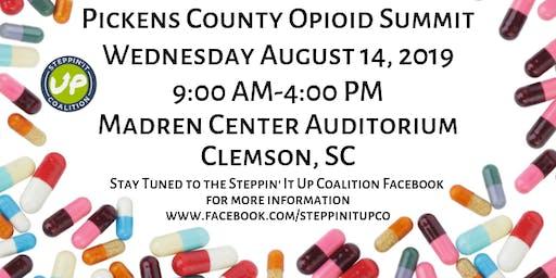 Pickens County Opioid Summit