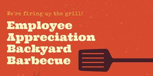 Employee Appreciation Backyard Barbecue