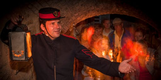 Halifax Citadel Ghost Tour - July 26