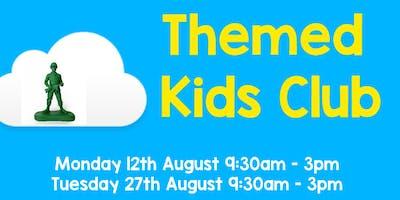 Kids Club Themed Days