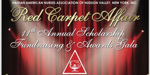 HANA of Hudson Valley 11th Annual Scholarship, Fundraising & Awards Gala