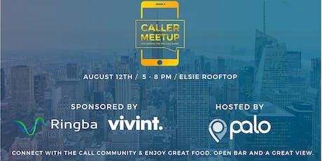 Caller Meetup East 2019 tickets