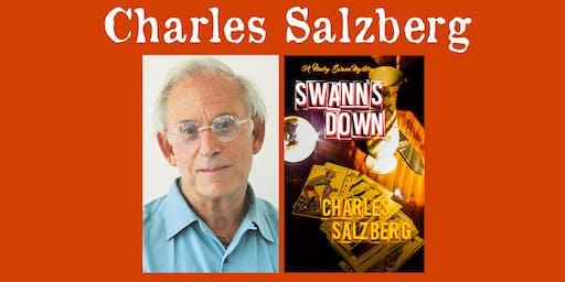"Charles Salzberg - ""Swann's Down"""