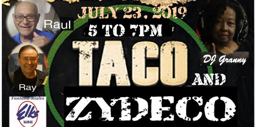 Taco Tuesday and ZYDECO