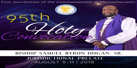 #95th Holy Convocation  tickets