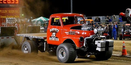 Truck and Tractor Pull tickets