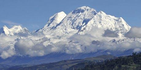 Sesiones Andes Bitcoin - génesis tickets