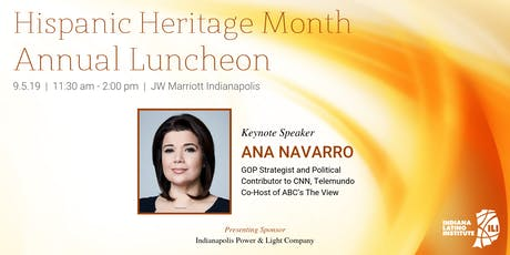 2019 Hispanic Heritage Month Annual Luncheon tickets