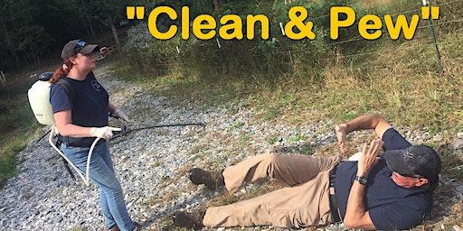 April 2020 Range CLEAN UP Day
