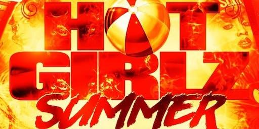 Hot Girlz Summer Pool Party