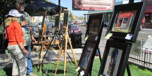 2019 Bisbee Plein Air Painting Festival