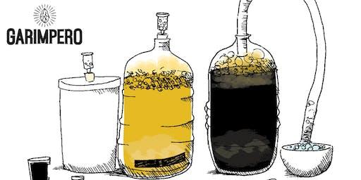 Curso Cerveja Caseira - Iniciante [Garimpero]