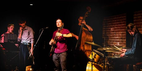 Wes Carroll Confabulation at Hermann's Jazz Club tickets