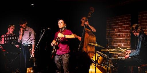 Wes Carroll Confabulation at Hermann's Jazz Club
