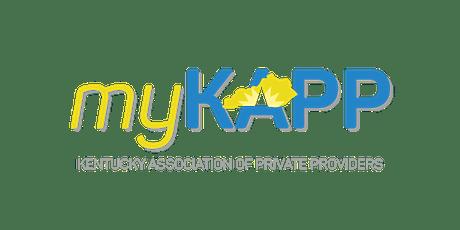 2019 KAPP Conference Vendor Registration tickets