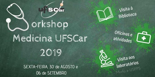 V Workshop Medicina UFSCar 1º Dia