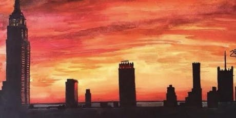 SUNSET SIP & PAINT ~ 15% OFF CENTRAL PARK B.Y.O.B.- Tuesday Eve. Aug 20 tickets