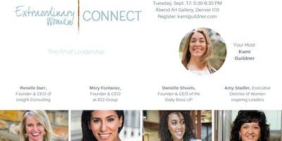 Extraordinary Women Connect™ - September 2019