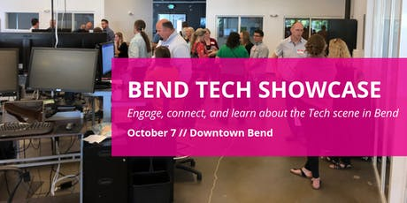 2019 Company Registration: Bend Tech Showcase tickets