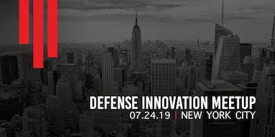 Defense Innovation Meetup