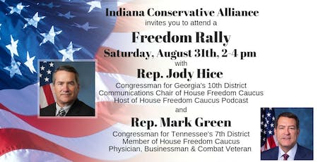 Freedom Rally 4 tickets
