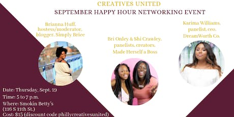Philadelphia After-Work Happy Hour Networking Event tickets