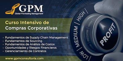 Curso Intensivo de Compras Corporativas (Sede: Cd. México)