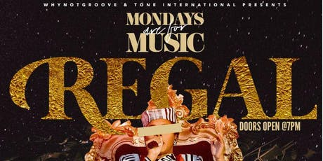 Mondays Are For Music - August Edition tickets