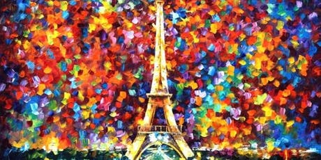 SIP 'N PAINT THE EIFFLE TOWER IN CARL SCHURZ PARK Sun Aft. Aug 25th tickets