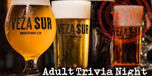 Batch Adult Trivia: Veza Sur