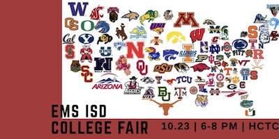 2019 EMS ISD College Fair