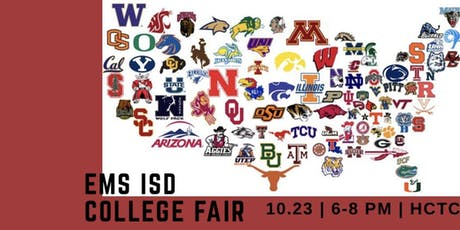 2019 EMS ISD College Fair tickets