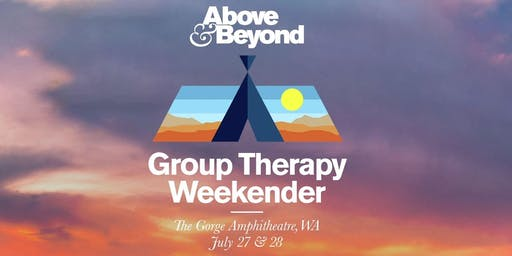 Above & Beyond: Group Therapy Weekender Locker Rental
