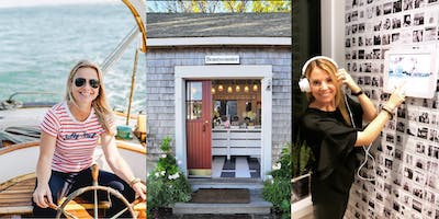 Meet Countertime and A Salty Soul - Beautycounter Nantucket Store