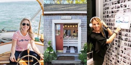 Meet Countertime and A Salty Soul - Beautycounter Nantucket Store