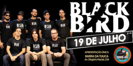 Black Bird Banana Jack Barra ingressos