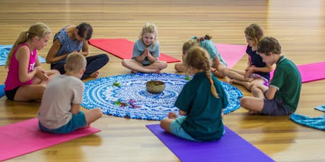 Mighty Mindful Minis - Sound Healing for Children tickets