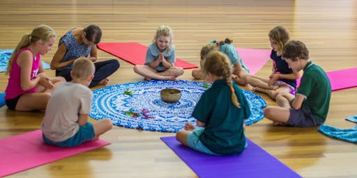 Mighty Mindful Minis - Sound Healing for Children