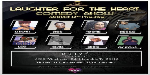 Laughter for the Heart Comedy Show