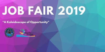 Community Job Fair 2019- A Kaleidoscope of Opportunity
