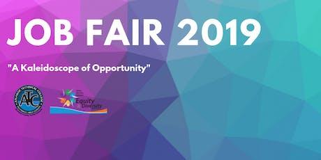 Community Job Fair 2019- A Kaleidoscope of Opportunity tickets