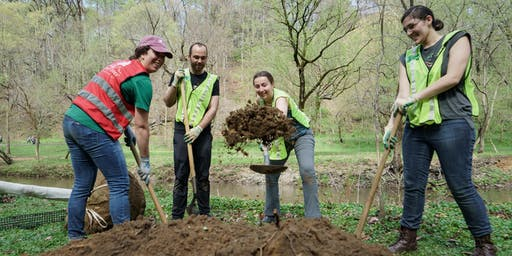 Volunteer: Community Tree Planting - The Franciscan Monastery